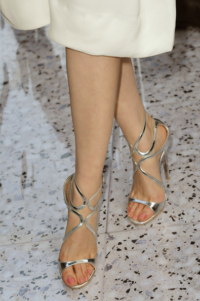 Pace Wu Pei Ci Strappy Sandals