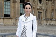 Pace Wu Pei Ci Print Dress