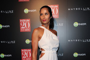 Padma Lakshmi Evening Sandals