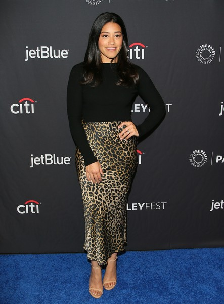 Look of the Day: March 21st, Gina Rodriguez