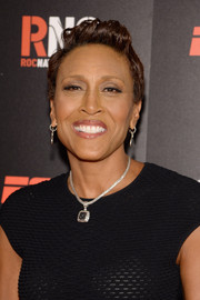 Robin Roberts rocked a fauxhawk at the Paley Prize Gala.