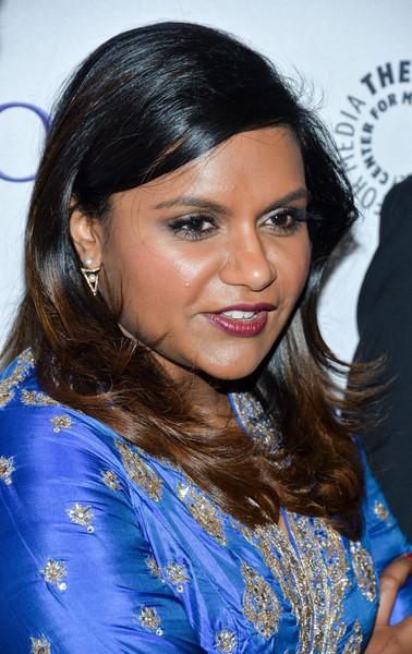More Pics of Mindy Kaling Evening Sandals (1 of 11) - Mindy Kaling Lookbook - StyleBistro [the mindy project,hair,hairstyle,eyebrow,black hair,beauty,long hair,chin,lip,eyelash,forehead,mindy kaling,paleyfest new york,new york city,paley center for media]