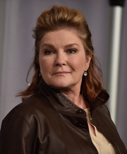 Kate Mulgrew attended the PaleyLive LA 'Orange is the New Black' event wearing her hair in a classic half-up style.