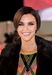 Ruby Rose worked a cool bob at the European premiere of 'xXx: Return of Xander Cage.'
