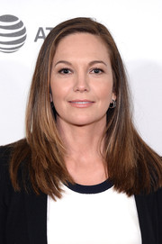 Diane Lane went for a simple yet stylish layered cut when she attended the Tribeca Film Fest premiere of 'Paris Can Wait.'