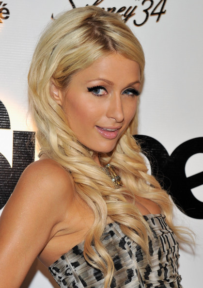 More Pics of Paris Hilton Gold Collar Necklace (1 of 23) - Paris Hilton Lookbook - StyleBistro