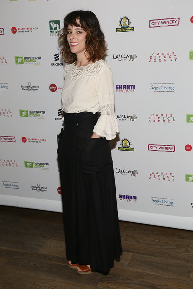 Parker Posey Long Skirt