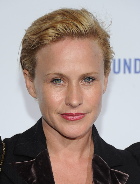 Patricia Arquette Boy Cut [a decade of difference,hair,face,hairstyle,blond,eyebrow,forehead,chin,lip,brown hair,white-collar worker,patricia arquette,gala,california,los angeles,the hollywood palladium,clinton foundation]