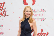 Patricia Clarkson Halter Dress