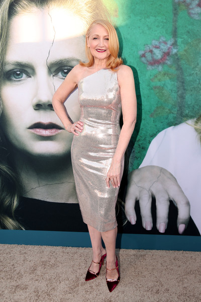 Patricia Clarkson Evening Pumps