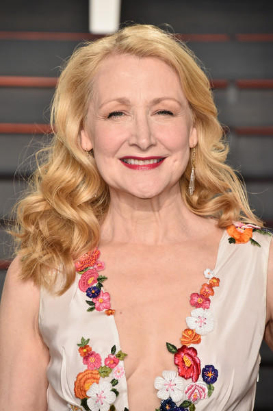 Patricia Clarkson Medium Curls