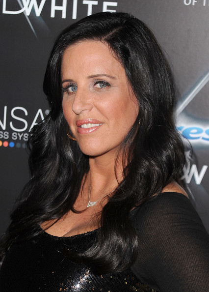 Patti Stanger Long Curls