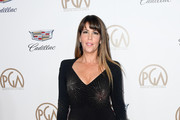 Patty Jenkins Beaded Dress