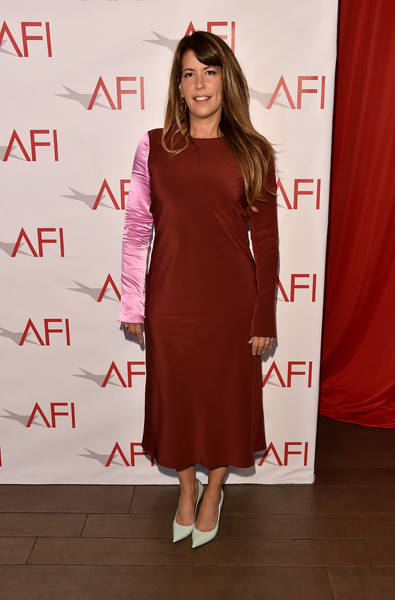 Patty Jenkins Midi Dress