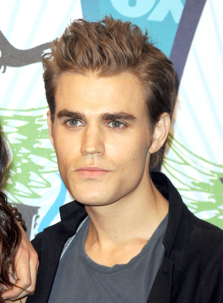 paul wesley hairstyle : Picture Of Paul Wesley Hairstyle Short Hairstyle 2013