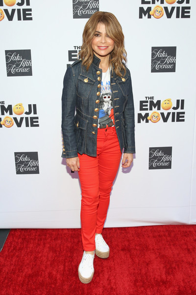 Paula Abdul Denim Jacket