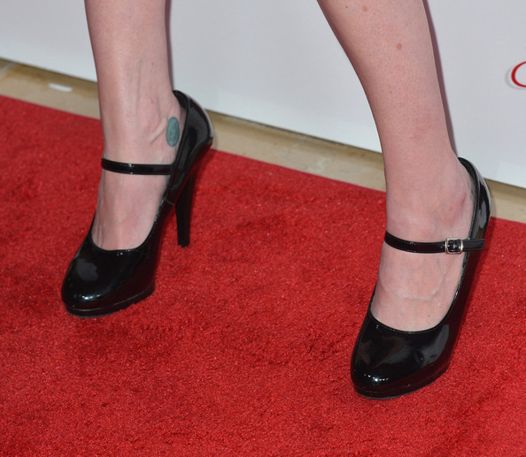 Pauley Perrette Shoes