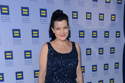 Pauley Perrette Sequin Dress