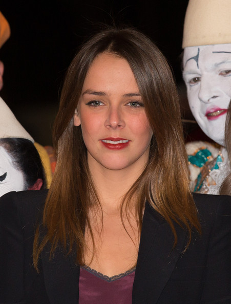 Pauline Ducruet Long Straight Cut []