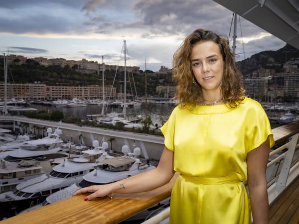 Pauline Ducruet Lettering Tattoo [photograph,art,album,yellow,dress,vacation,photography,smile,travel,tourism,photo shoot,fashion design,pauline ducruet,her ``alter pop up store,alter,pop-up store,fashion brand,opening,rickrolling,pauline ducruet,daughter,tela preta,art,photograph,album,youtube,rickrolling]