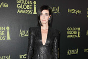 Paz Vega Little Black Dress