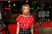Peaches Geldof Print Dress