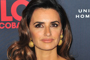 Penelope Cruz Dangling Spheres