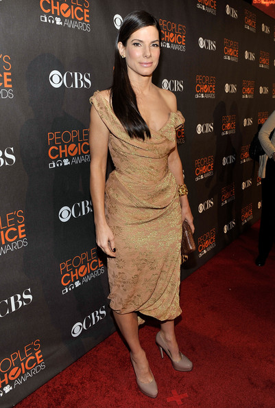 Gold Brocade at the 2010 People's Choice Awards