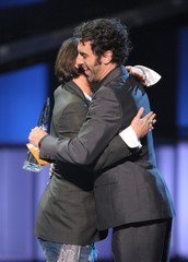 Johnny Depp Sacha Baron Cohen People's Choice Awards 2010 - Show