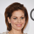 Candace Cameron Bure's Brushed-Back 'Do