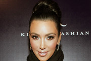 Kim Kardashian celebrates Kim Kardashian's appearance on