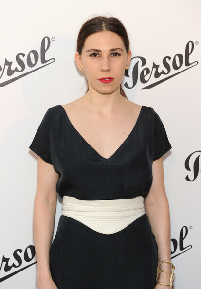 More Pics of Zosia Mamet Jumpsuit (2 of 3) - Jumpsuit Lookbook - StyleBistro