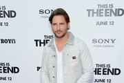 Peter Facinelli Chinos