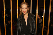 Petra Nemcova Leather Jacket