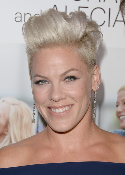More Pics of Pink Fauxhawk (49 of 56) - Short Hairstyles