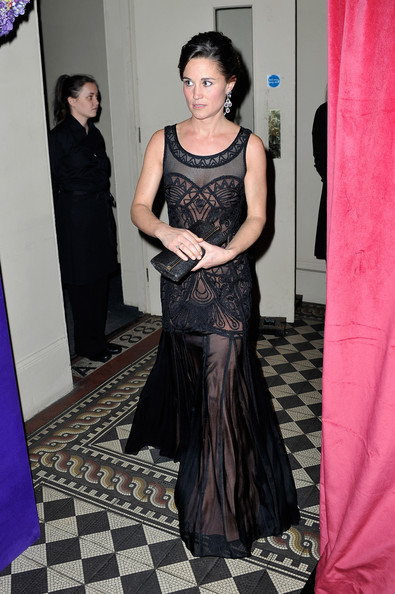 Pippa Middleton Evening Dress