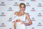 Pixie Lott Beaded Clutch