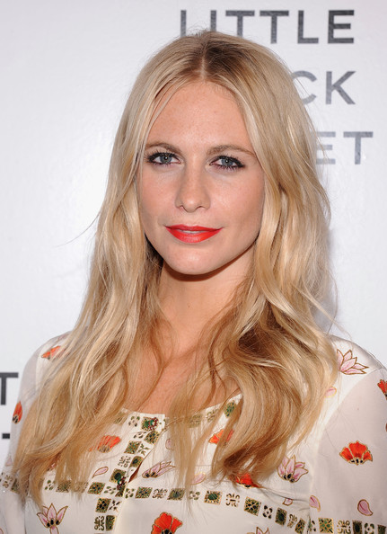 Poppy Delevingne Hair