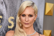 Poppy Delevingne Side Sweep