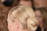 Portia Doubleday Twisted Bun