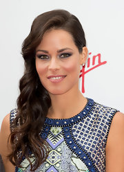Smoky eye makeup gave Ana Ivanovic a mature, sophisticated look during the pre-Wimbledon party.