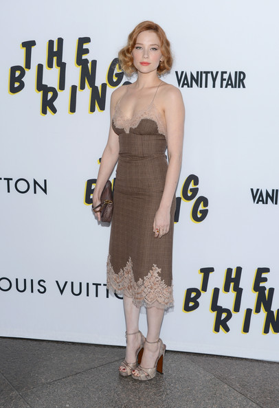 More Pics of Haley Bennett Print Dress (2 of 11) - Haley Bennett Lookbook - StyleBistro