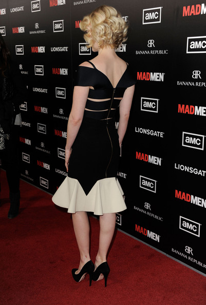 More Pics of January Jones Cutout Dress (1 of 32) - January Jones Lookbook - StyleBistro