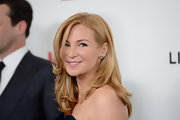 Jennifer Westfeldt's blond locks were totally envy-worthy with this long layered 'do.