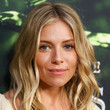 Sienna Miller's Face-Framing Waves