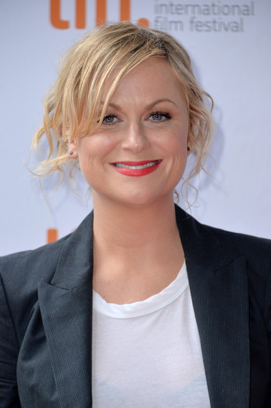More Pics of Amy Poehler Pumps (1 of 35) - Amy Poehler Lookbook - StyleBistro