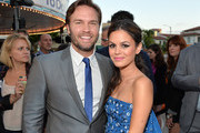 Rachel Bilson and Scott Porter Photo