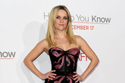 Actress Reese Witherspoon arrives at the premiere of Columbia Pictures'