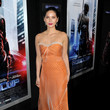 In Carolina Herrera At The 'Robocop' Premiere