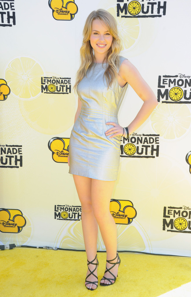 More Pics of Bridgit Mendler Mini Dress (14 of 24 ...